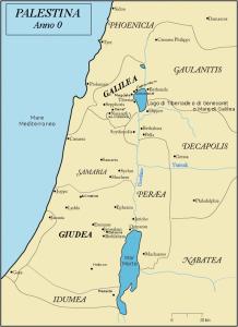 Carta Palestina anno 0