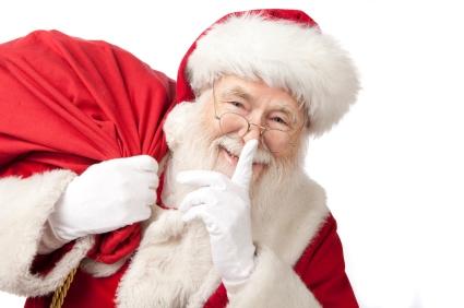 La Storia Babbo Natale.La Storia Di Babbo Natale Il Portale Dei Bambini